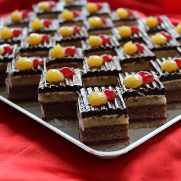 Bizcochos de Chocolate (Bandeja 1Kg.) | Cercadillo