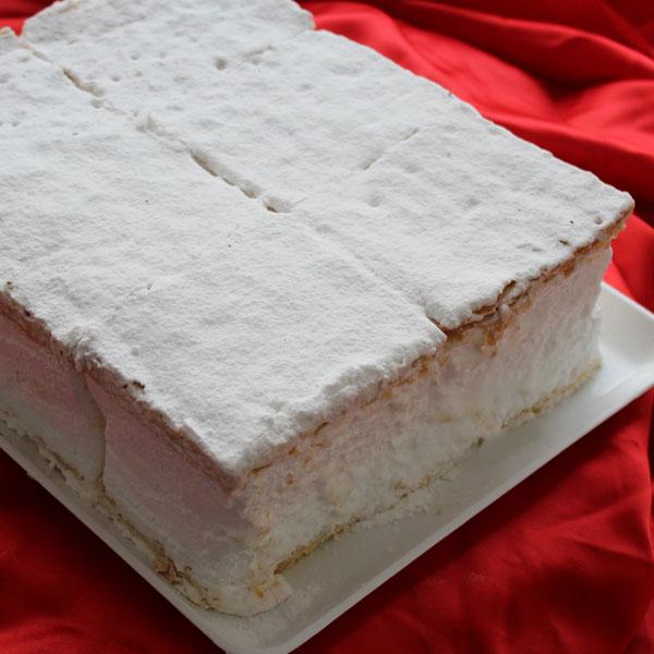 Milhojas de merengue | Cercadillo