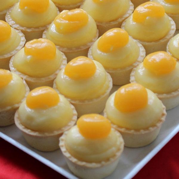 Tartaletas de crema (Bandeja 1 kg.) | Cercadillo