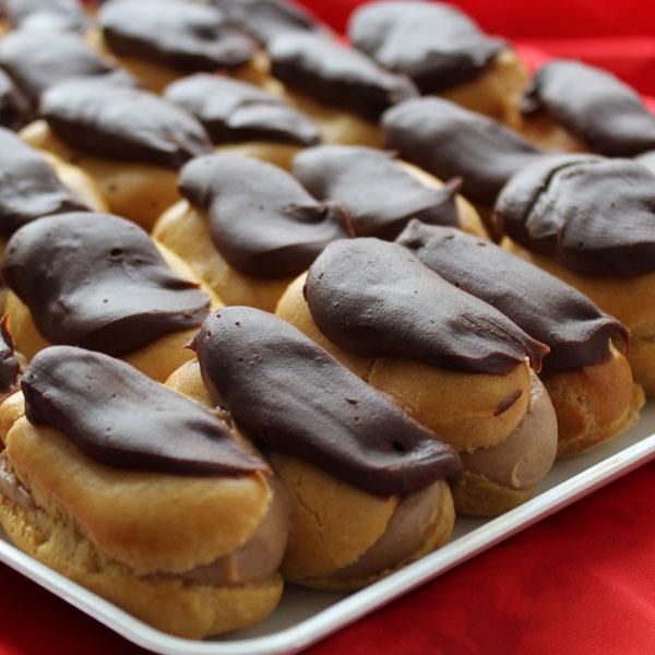 Petisús de chocolate (Bandeja 1 kg.) | Cercadillo