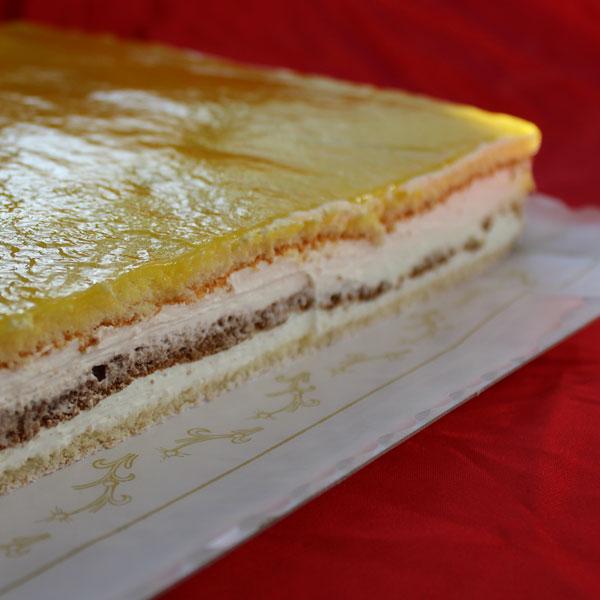 Plancha de limón y nata | Cercadillo