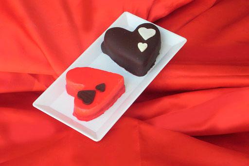 Tartas de corazón | Febrero | Cercadillo