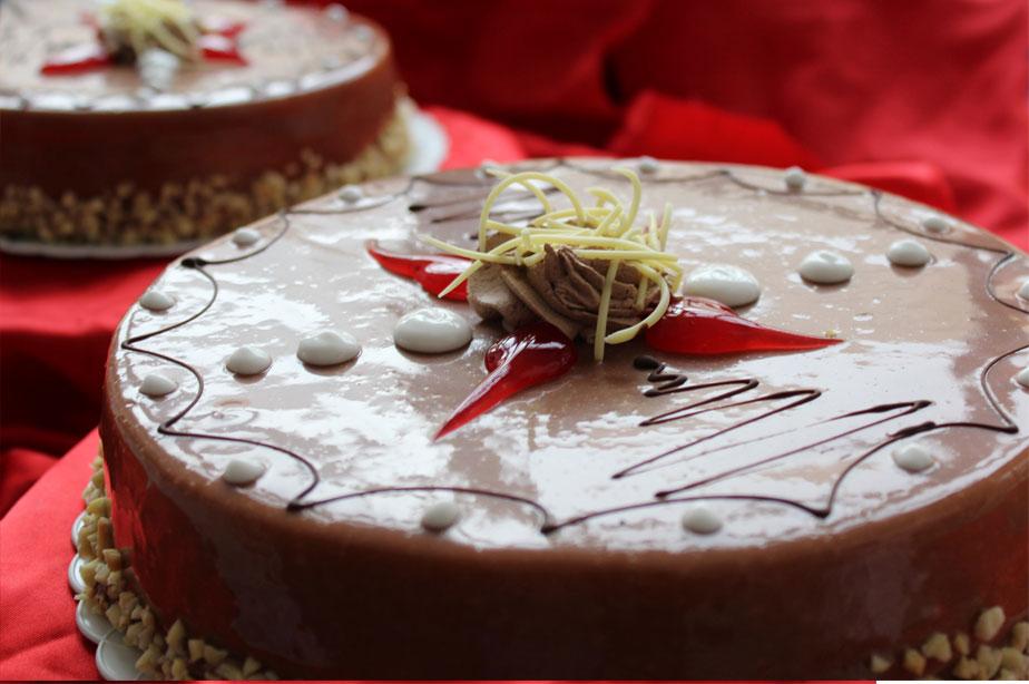 Tarta de naranja y chocolate | Cercadillo