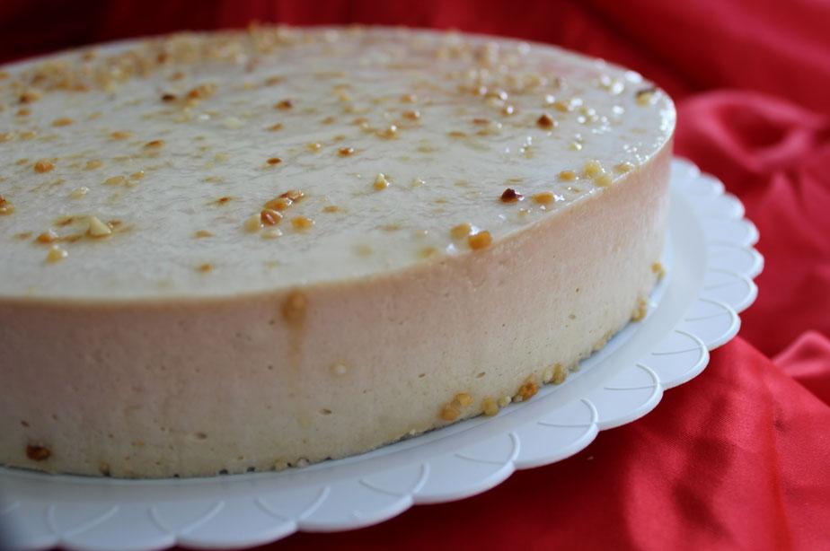 Mousse de leche merengada | Cercadillo