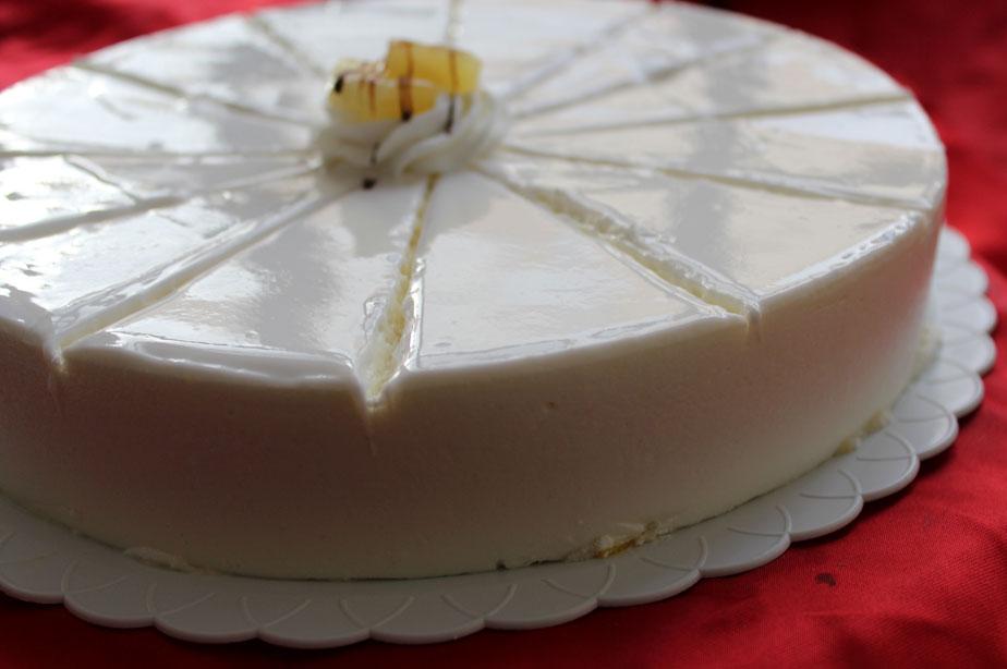Mousse de chocolate blanco | Cercadillo