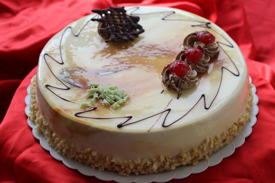 Delicia de caramelo | Cercadillo