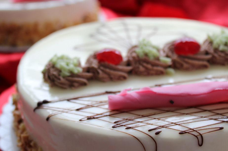 Tarta de bombón blanco | Cercadillo