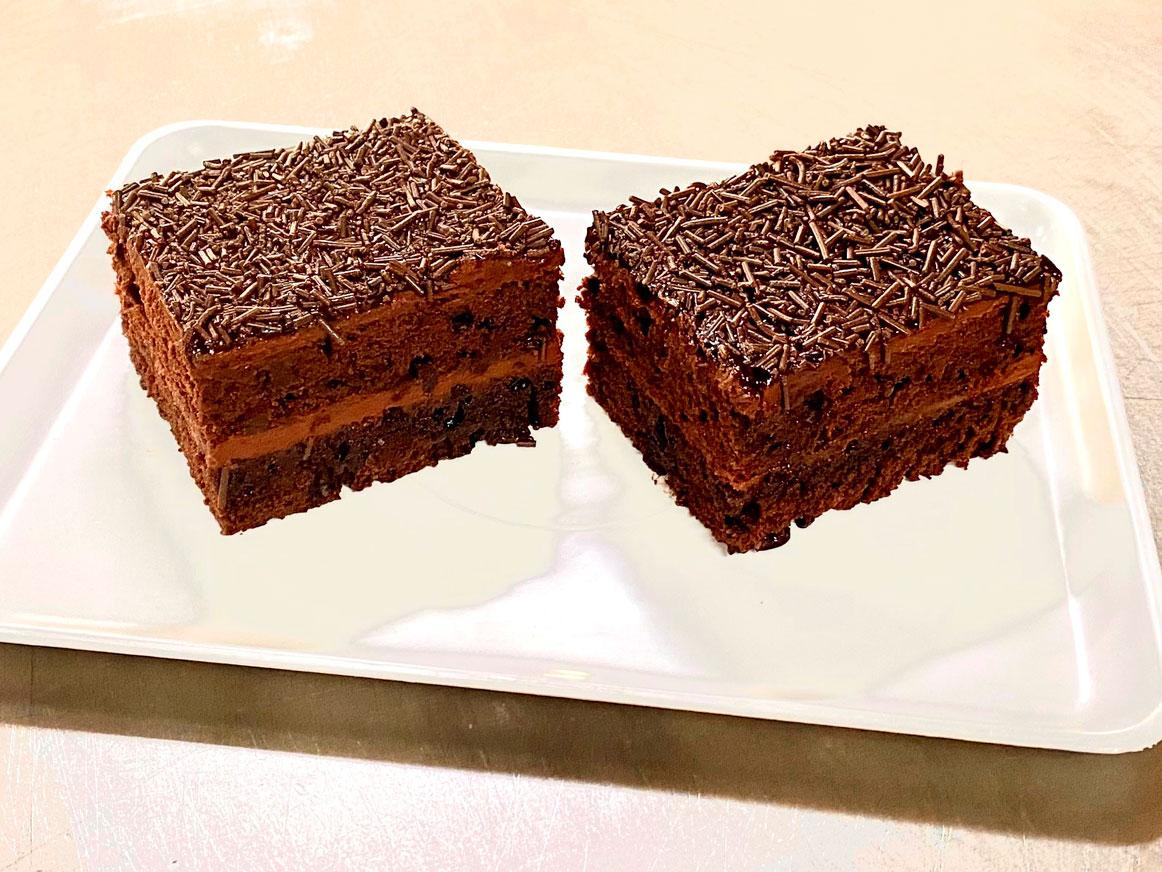 Postre de Chocolate Brigadeiro | Cercadillo